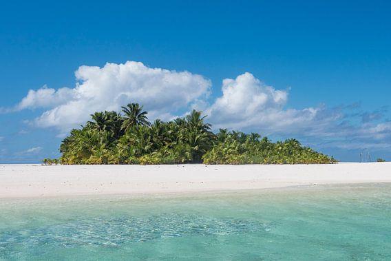 Onbewoond eiland, Aitutaki van Laura Vink