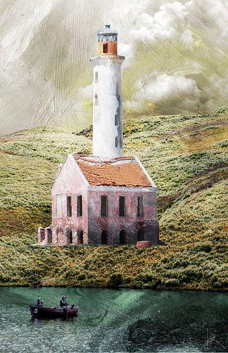 Lighthouse van Harald Fischer