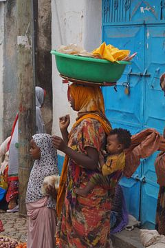 Harar Ethiopia van Colette Vester