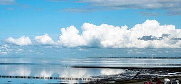 die Nordseeküste 8 von Norbert Sülzner