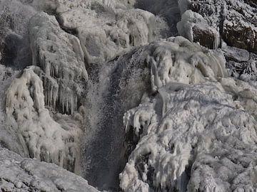 Water en ijs van Timon Schneider