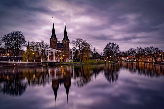 Oostpoort Delft van Michael van der Burg