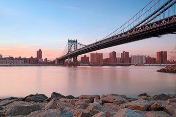 Pont de Manhattan  sur Arnaud Bertrande