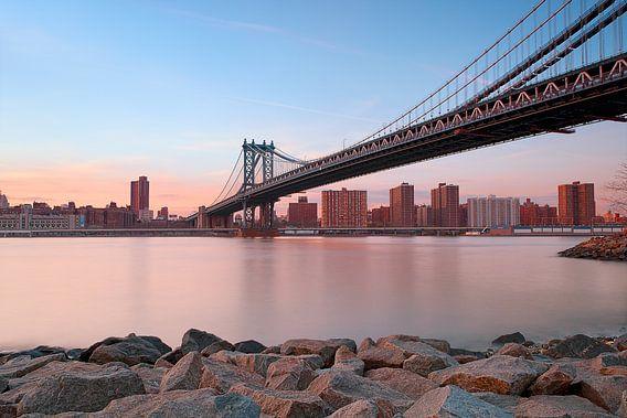 Pont de Manhattan  van Arnaud Bertrande