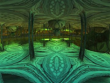 Le palais vert van Catherine Fortin