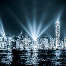 Le Pic Victoria, les marchés nocturnes et les temples de Hong Kong