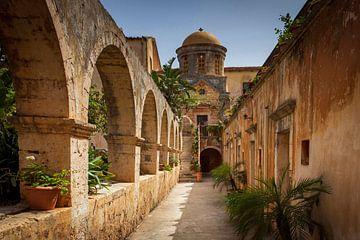 Agia Triada klooster van Antwan Janssen