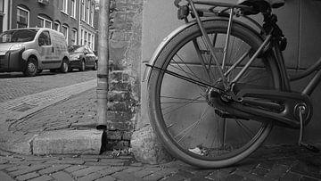 Haarlems stadsgezicht van Rob Kuijper