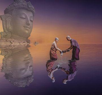 """""""Peace"""" van Maarten Kost"""