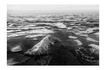 Berge von Stavoren von Hans Soowijl