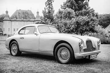 Aston Martin DB2 klassischer britischer Sportwagen von Sjoerd van der Wal