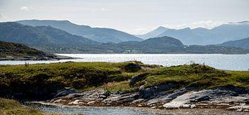 Bergen und Fjorde in Norwegen von Karijn Seldam