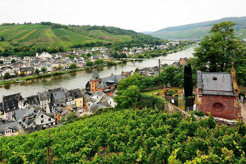 Zell (Moselle) van Gisela Scheffbuch