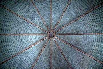Het oude plafond van Arthur van Orden