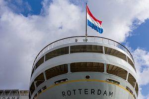 SS Rotterdam 2 Couleur sur Rick van der Poorten
