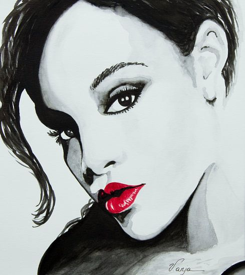 Rihanna van anja verbruggen