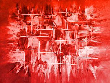 Explosion rot von Katrin Behr