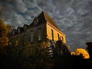 Spookhuis van matthijs iseger