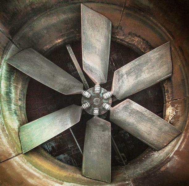 Ventilator/blower van Olivier Van Cauwelaert