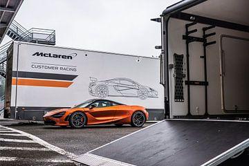 McLaren 720S von Bas Fransen