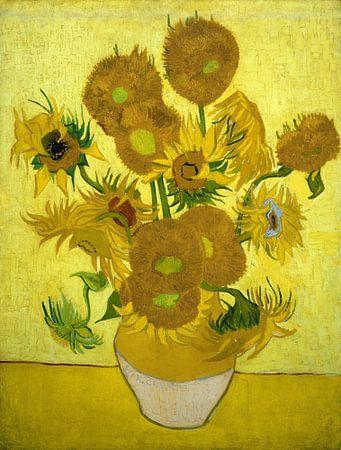 Vincent van Gogh. Sunflowers