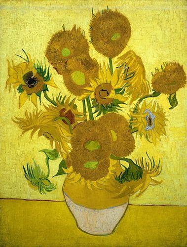 Sonnenblumen - Vincent van Gogh von 1000 Schilderijen