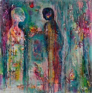 Awareness van Flow Painting
