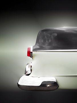 Amerikaanse klassieke auto 1955 star chief
