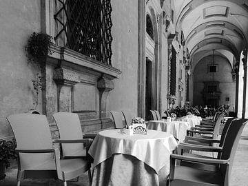 Florenz Restaurant von martin Baartmans