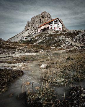 Die Drei Zinnen Hütte von Steffen Peters