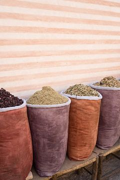 Spices of Marrakech van Maike Simon