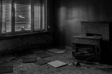 Verlaten kamer von Sander Strijdhorst