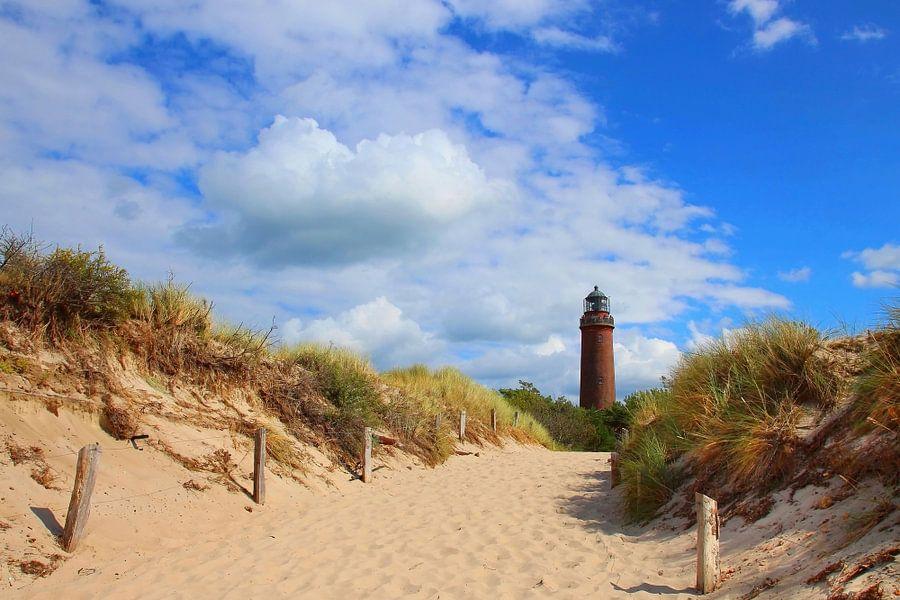 Strandaufgang am Weststrand
