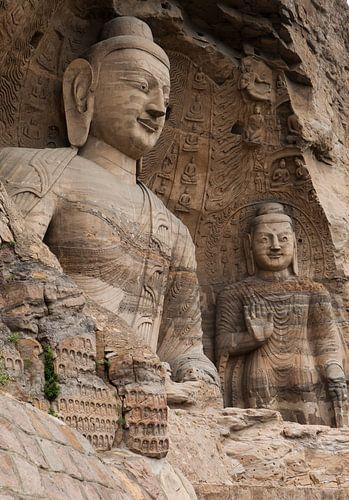 Datong temple van