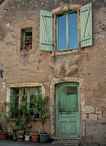 Stadje in Frankrijk