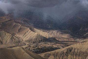 Dans les nuages dans l'Himalaya | Népal