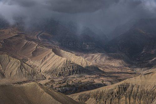 In de wolken in de Himalaya | Nepal
