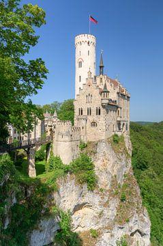 Château de Lichtenstein sur Michael Valjak