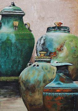 potten van Gulserin Gokcan