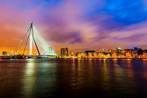 Colour Bridge van Maurice B Kloots      www.Fototrends.nl