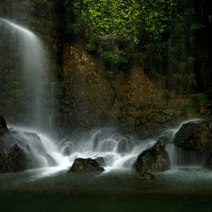 Waterval Nice Frankrijk van
