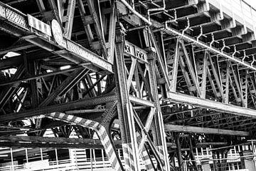 Berlin en noir et blanc ! Architecture à profusion. sur Jacob Perk