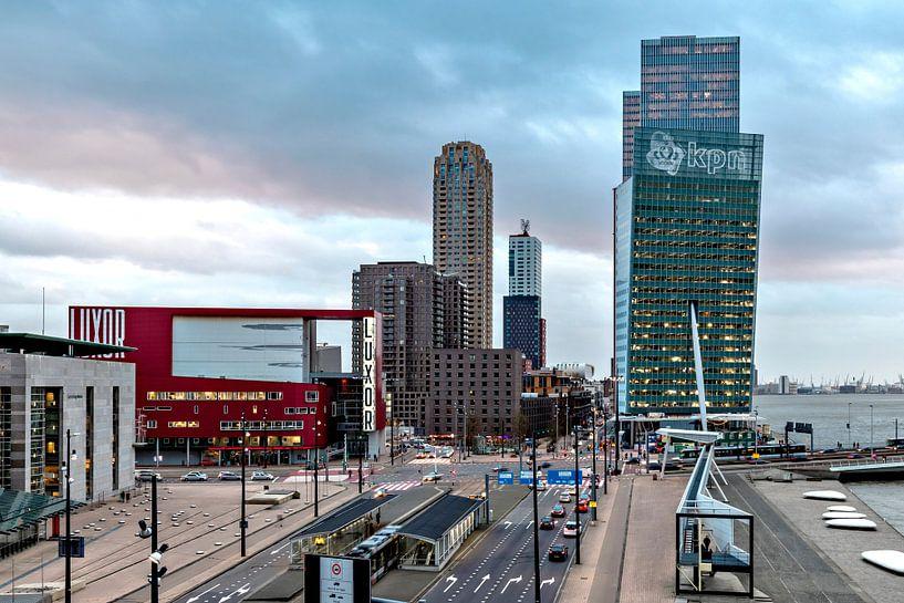 Rotterdam Wilhelminaplein von Midi010 Fotografie