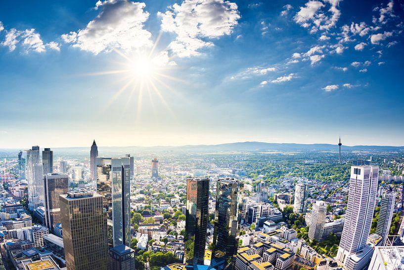 Frankfurt am Main van Günter Albers