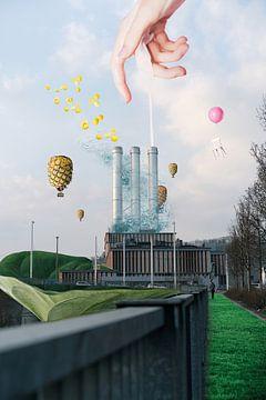 Summer Factory von Felix Neubauer