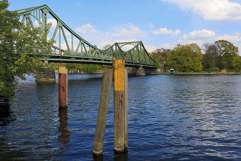 Glienicke-brug van Frank Herrmann