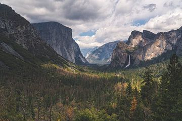 Adembenemend Yosemite van