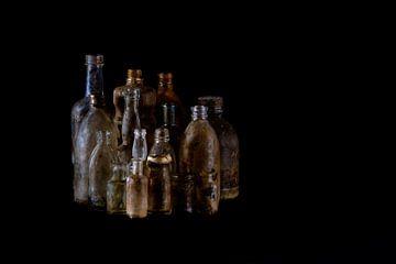 Alte Flaschen von Joke Beers-Blom