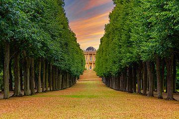 Das Belvedere des Parks Sanssouci (Belvedere auf dem Klausberg), Potsdam von Martijn Mureau