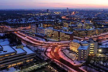 Rijnsweerd-Noord in Utrecht von Donker Utrecht